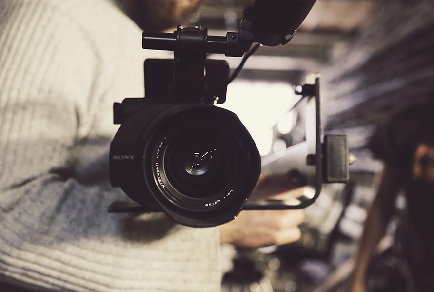 caméra réalisation vidéo à pau