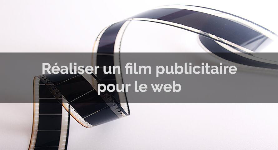 film publicitaire web